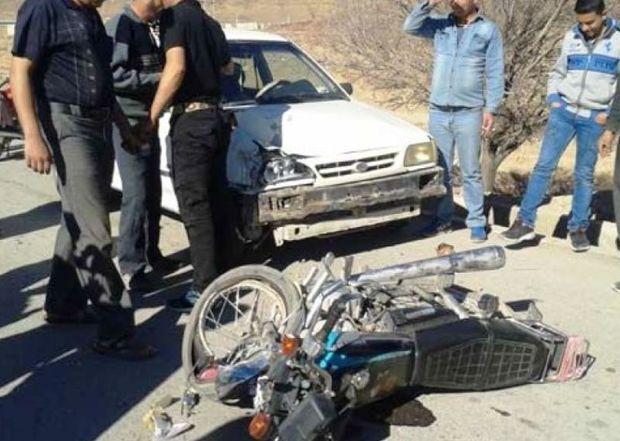 باند 89 نفره تصادف های ساختگی در فارس شناسایی شد