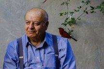 پیکر 'برهان الدین حسینی' از نویسندگان ادبی کشور در اصفهان خاکسپاری می شود