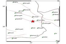 زلزله 3.1 ریشتری دوبرجی داراب را لرزاند