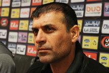 سرمربی تیم فوتبال استقلال خوزستان : بازی با سیاه جامگان برایمان حکم 6 امتیاز دارد