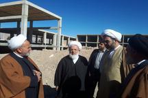 نماینده ولی فقیه در استان یزد، تکمیل حوزه علمیه مهریز را خواستار شد