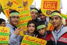 دانشآموزان گام دوم انقلاب را رقم بزنند