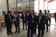 فاز توسعه یک واحد تولید مبل در ارومیه به بهرهبرداری رسید