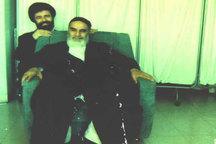 امام خمینی و حاج احمد در بیمارستان قلب