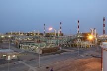 بیش از سه میلیارد متر مکعب گاز در پالایشگاه سرخس فرآوری شد