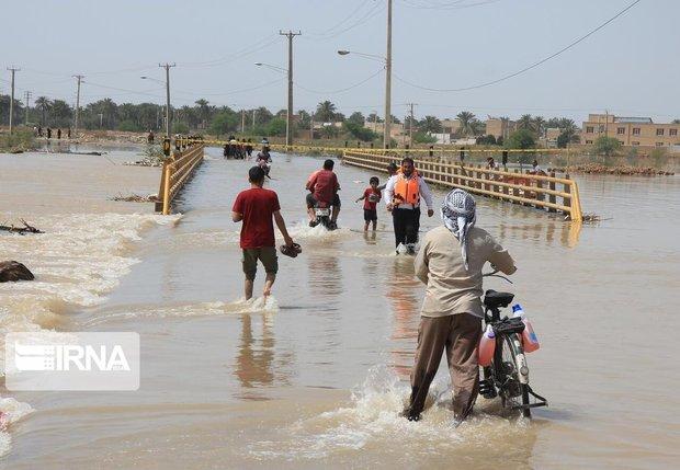 ۶۵پروژه عمرانی برای راههای خسارتدیده از سیل خوزستان