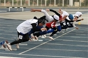 بانوان دو و میدانی کار زنجانی در مسابقات باشگاههای کشور دوم شدند