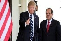 ترامپ از سفرش به مصر خبر داد