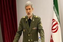 ملت ایران هرگز دنبال جنگ نیست توانمندی دفاعی کشورمان قابل مذاکره نیست