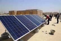 بهره برداری از اولین نیروگاه خورشیدی در شرکت بهره برداری نفت و گاز کارون