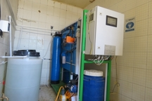 اجرای طرح ایمن سازی سامانه گندزدایی آب شرب 136 روستای شرق گیلان