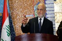 وزیر خارجه عراق: اگر ایران نبود عراق از بین میرفت
