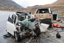 آمار جانباختگان تصادف جاده ای هرمزگان 30 درصد کاهش یافت
