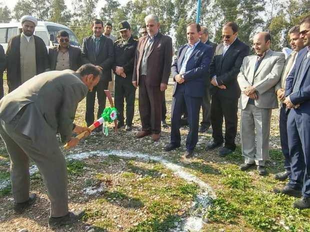 هفت طرح عمران شهری در شوش کلنگ زنی یا افتتاح شد