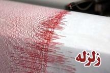 زلزله 5.3 دهم ریشتری در سفیدسنگ خراسان رضوی