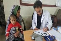 48 گروه جهادی بهداشت و درمان به مناطق محروم یزد اعزام شدند