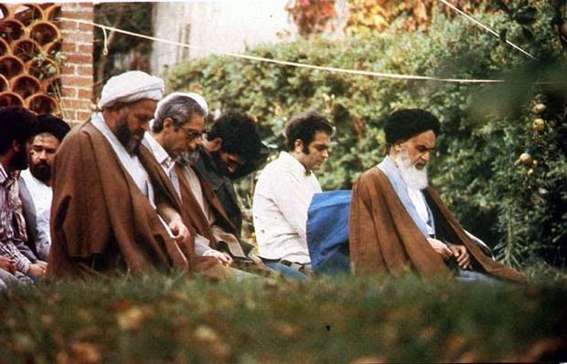نماز در نگاه امام