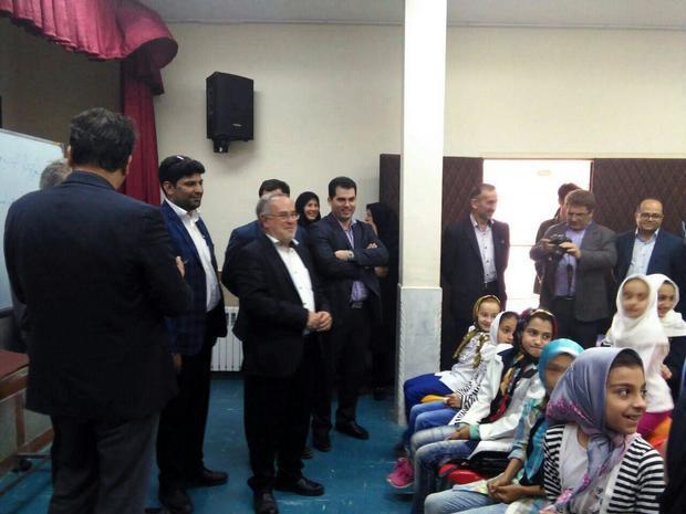 فعالیت کانون پرورش فکری کودکان و نوجوانان تبریز در مناطق محروم، قابل تقدیر است