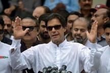عمران خان اول اردیبهشت به ایران سفر می کند