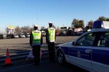 اجرای طرح زمستانه پلیس گلستان با حضور 180 تیم انتظامی و امدادی