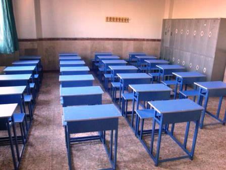 تک شیفته شدن مدارس استان ایلام نیازمند ساخت 86 فضای آموزشی است