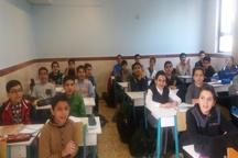 بهره برداری از سیستم گرمایشی 52 باب مدرسه در زنجان
