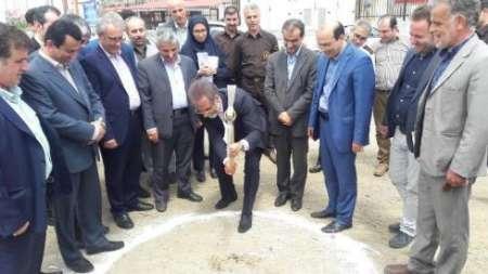 آغاز عملیات اجرایی احداث راه دسترسی شهرک صنعتی لاهیجان