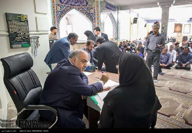 جمعی از شهروندان کرمانشاه با استاندار دیدار کردند