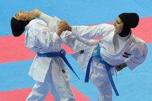 آغاز مسابقات کاراته دانشجویان مراکز آموزش عالی منطقه 9کشور در شیروان