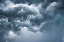 آسمان هرمزگان ابرناکی می شود