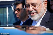 ظریف احتمال دیدار روحانی و ترامپ را رد کرد