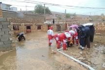نگاهی به آخرین وضعیت روستاهای سیل زده در بردسکن