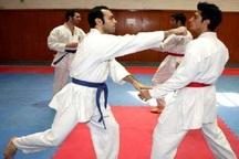 رزمی کار کهگیلویه و بویراحمد در رقابت های کاراته قهرمانی کشور سوم شد