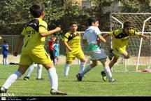 70 مدرسه مجاز فوتبال در خراسان رضوی فعال است