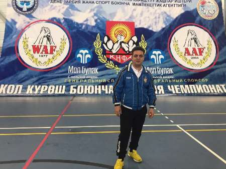 رقابت های مچ اندازی 2018 آسیا در ایران برگزار می شود