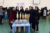 برگزاری  مسابقات آمادگی جسمانی بانوان دستگاه های اجرایی به میزبانی خرم آباد