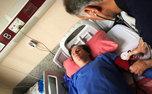 امیر تاجیک در بیمارستان بستری شد/ جراحی یک غده در قسمت چپ صورت