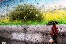 هوای یزد روز 13 فروردین بارانی است