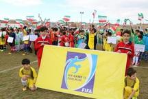 آکادمی تخصصی فوتبال دانش آموزان آذربایجان غربی راه اندازی شد