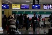 تکذیب سرگردانی حتی یک مسافر در فرودگاه مشهد  ابطال پرواز بخاطر به حد نصاب نرسیدن تعداد مسافر