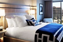 رئیس سازمان میراث فرهنگی هتل هوشمند شهمیرزاد را افتتاح کرد