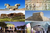 حافظیه در صدر مکان های پربازدید گردشگری فارس