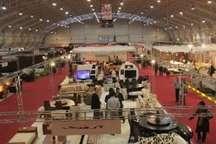گشایش نمایشگاه جهیزیه و دکوراسیون خانه در تبریز