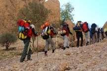 گروه های کوهنوردی مجوز صعود ندارند