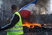 بازگشت جلیقه زردها به خیابان های پاریس و دیگر شهرهای فرانسه