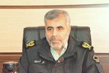 یک شرور مسلح سابقه دار در مهرستان دستگیر شد
