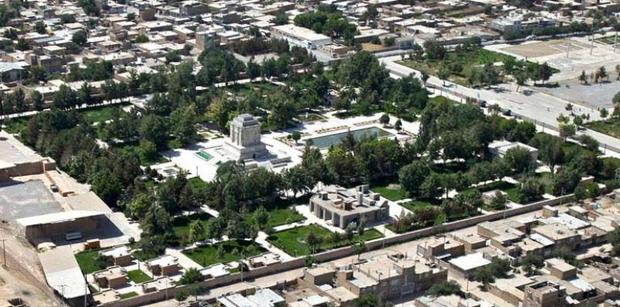 سامان بخشی منطقه تاریخی توس ضرورتی که مغفول مانده است