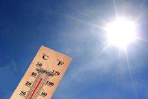 کنارک سیستان و بلوچستان با 53 درجه سانتیگراد گرمترین شهر کشور بود