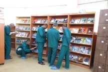 معتادان متجاهر شیراز از خیابان به کتابخانه رفتند