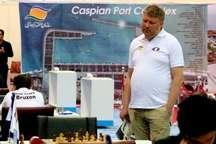 استاد بزرگ شطرنج لتونی: آینده شطرنج ایران امیدوارکننده است